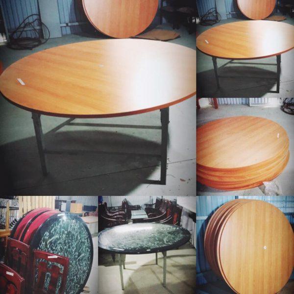 bàn ghế ăn cũ hải phong ba02