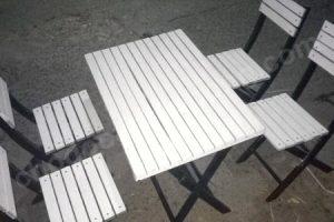 bàn ghế cafe cũ như mới tại hải phòng