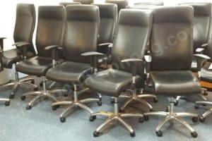 ghế giám đốc cũ, nội thất văn phòng cũ hải phòng