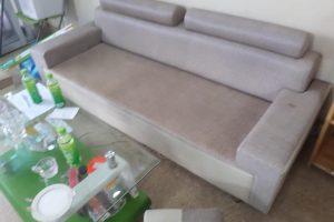 ghế sofa nỉ cũ hải phòng sf03