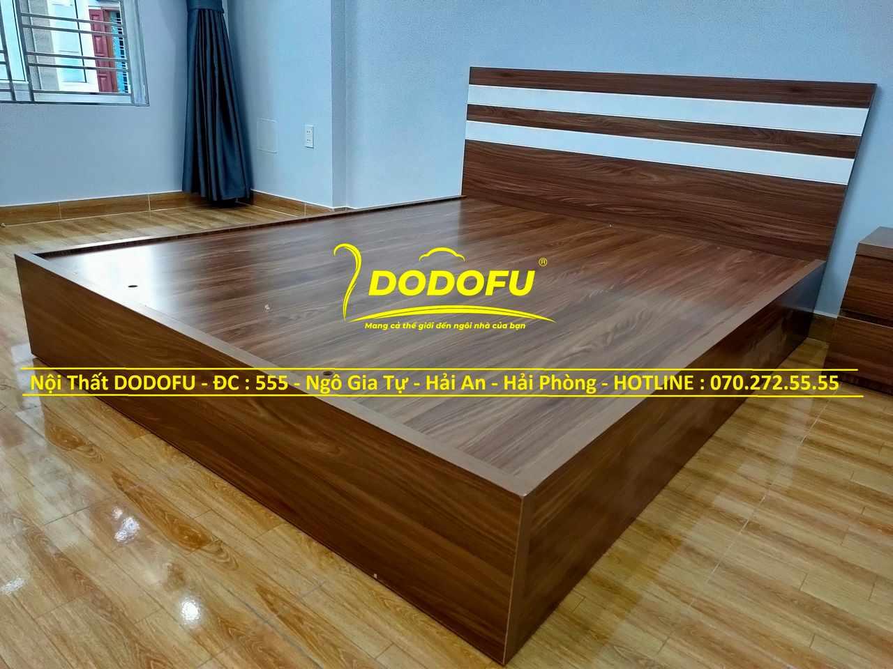 giường ngủ gỗ min cũ 01