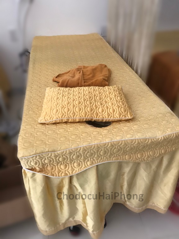 Giường massage đệm cũ