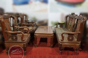 Bàn ghế gỗ Đồng KỊ