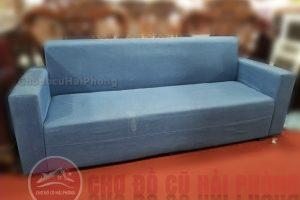 Sofa văng xanh