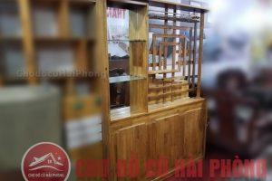 Vách ngăn gỗ