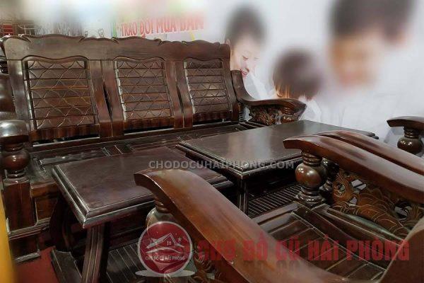 Bàn ghế gỗ Đài Loan