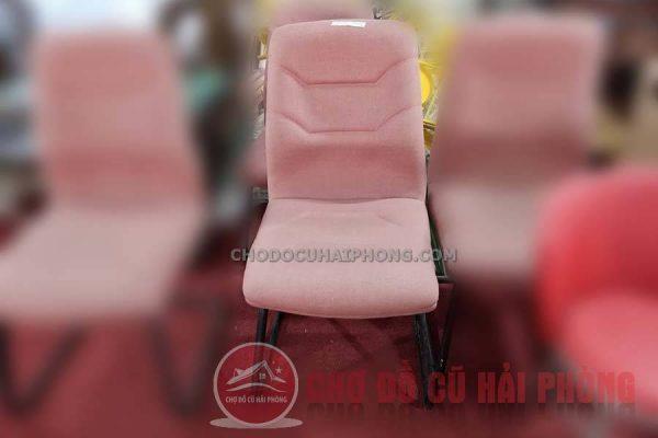 Ghế đệm tựa hồng