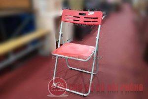 ghế hòa phát đỏ