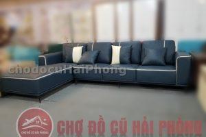 Sofa màu xanh