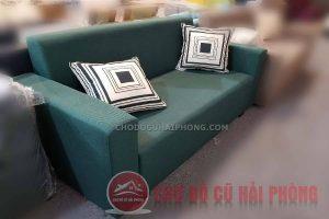 Sofa văng xanh rêu