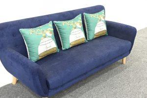 ghế sofa văng nỉ b35 giá rẻ